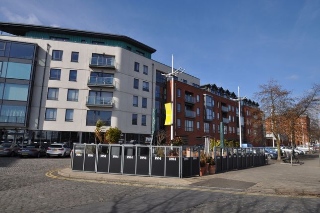Thumbnail Flat for sale in Freedom Quay, Railway Street, Hull, East Riding Of Yorkshire