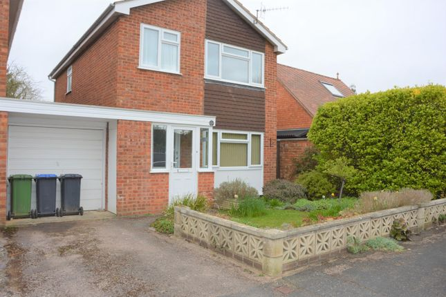 Thumbnail Link-detached house to rent in The Meadows, Bidford-On-Avon, Alcester
