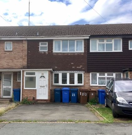 Thumbnail Terraced house to rent in Avon Road, Chasetown, Burntwood