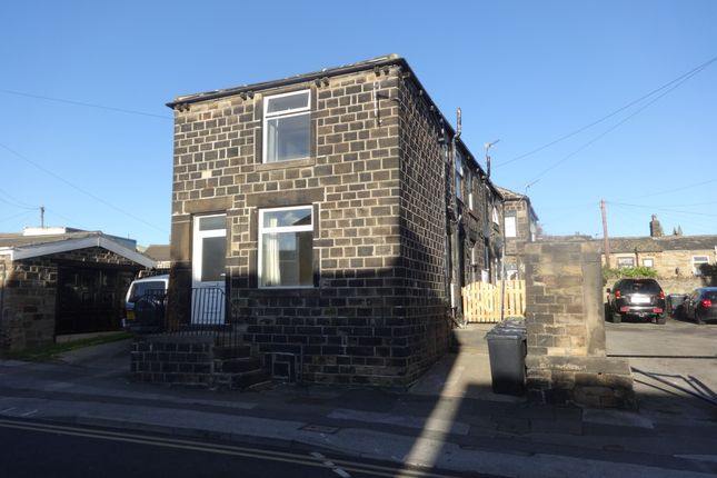 Thumbnail Terraced house to rent in Halifax Road, Batley