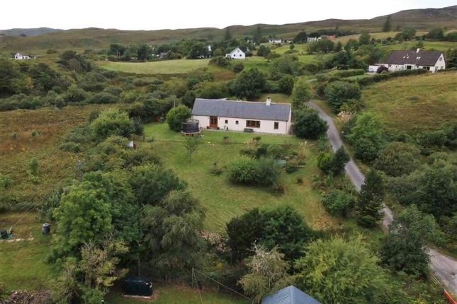 Thumbnail Detached bungalow for sale in Half Of 1 Ferrindonald, Teangue, Isle Of Skye
