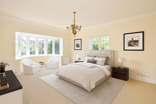 Thumbnail Detached house to rent in Howards Lane, London