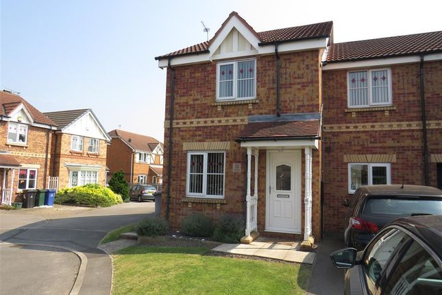 Thumbnail Property to rent in West End Court, Rossington, Doncaster