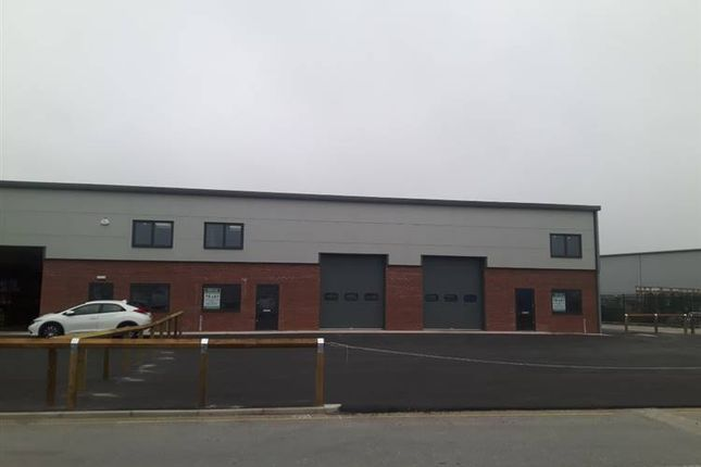 Thumbnail Industrial to let in Express Park, Bristol Road, Bridgwater
