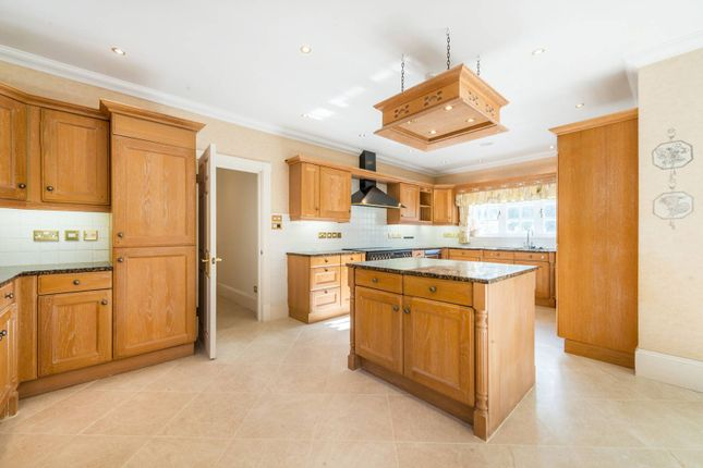 Thumbnail Detached house to rent in Wentworth Drive, Virginia Water