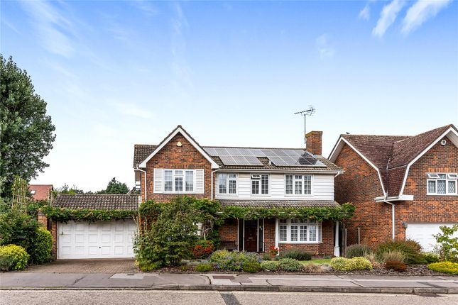 Thumbnail Detached house for sale in Robin Hill Drive, Chislehurst