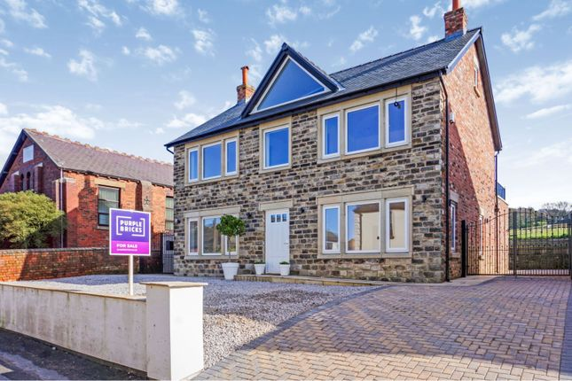 Thumbnail Detached house for sale in Chorley Road, Parbold, Wigan
