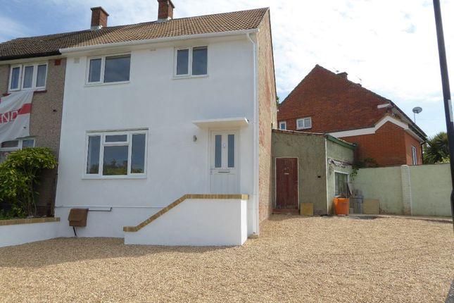 Thumbnail Semi-detached house to rent in Merrow Way, New Addington, Croydon