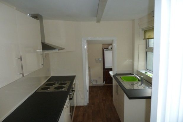 Thumbnail Terraced house to rent in Beach Road, Bangor