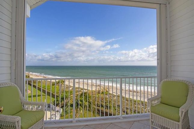 Thumbnail Town house for sale in 2700 Ocean Drive #Ph504, Vero Beach, Florida, United States Of America