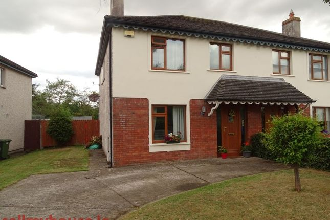 Thumbnail Semi-detached house for sale in 245 Morell Dale, Naas, A5Nv