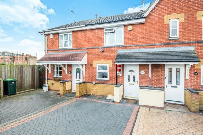 2 bed terraced house for sale in Mansion Drive, Tipton