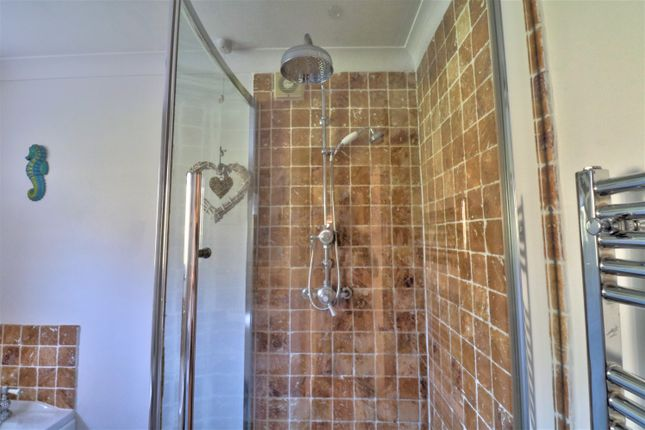 Shower of Archers Way, Great Ponton, Nr. Grantham NG33