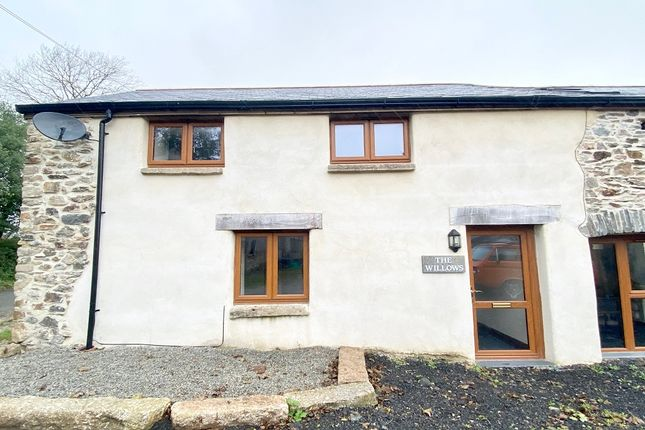 Thumbnail Barn conversion to rent in Hurlditch Horn, Gulworthy, Tavistock