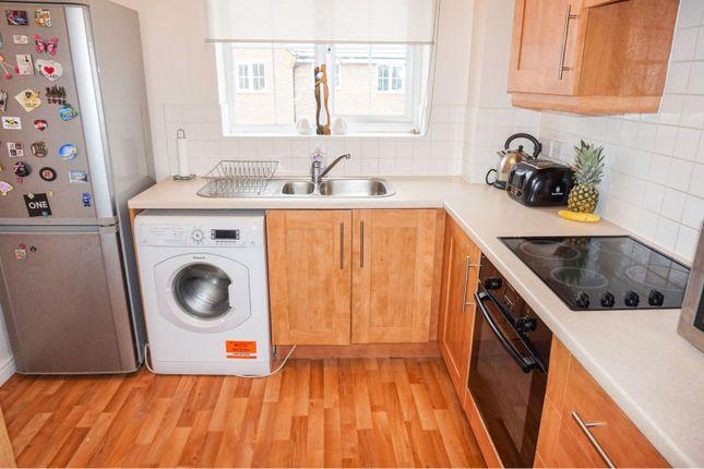 Kitchen of Burrs Drive, Wednesbury WS10