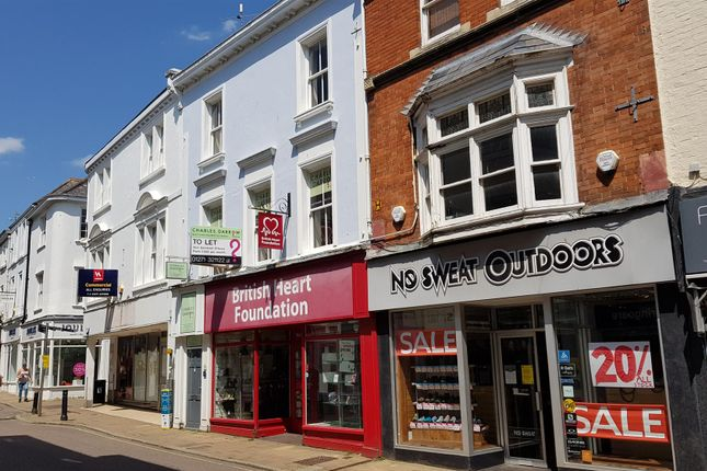 Thumbnail Land to let in High Street, Barnstaple