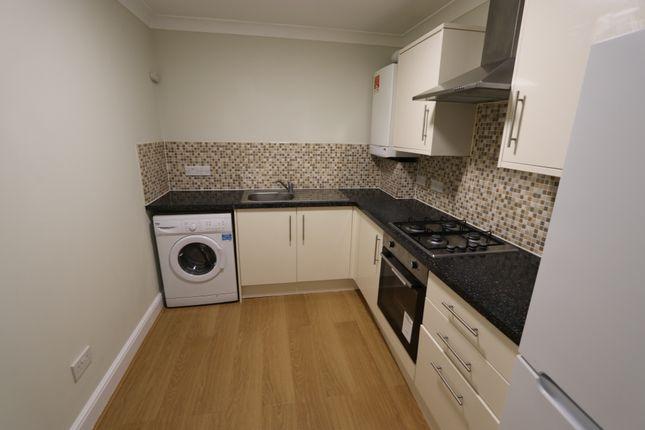 Kitchen  of The Grove, New Ham E15