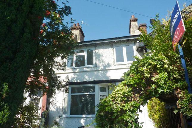 Thumbnail Terraced house to rent in Rochdale Road, Abbey Wood, London