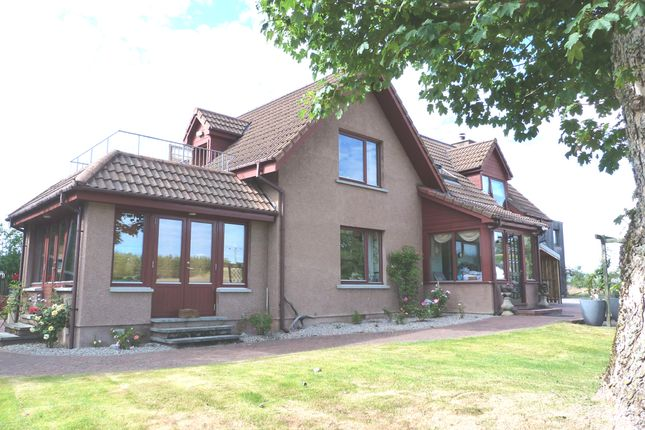 Thumbnail Detached house for sale in Boat Of Garten