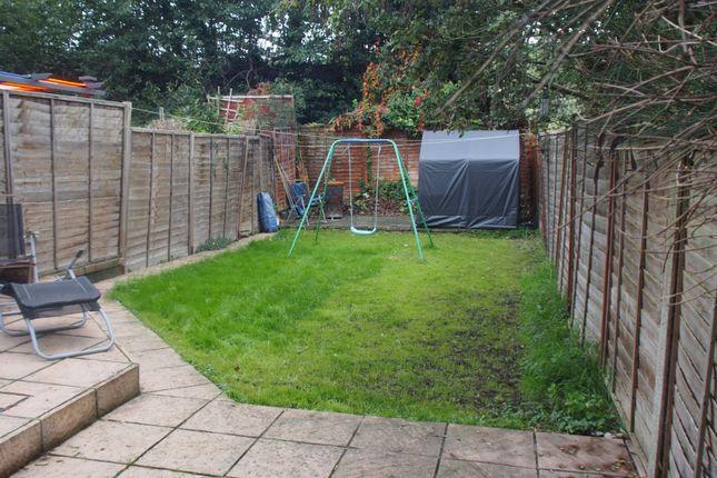 Garden of Stockland Road, Romford, Essex RM7
