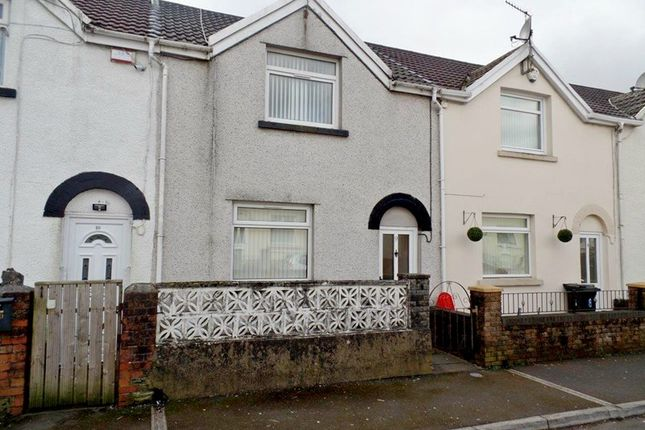 Thumbnail Terraced house for sale in King Street, Pant, Merthyr Tydfil