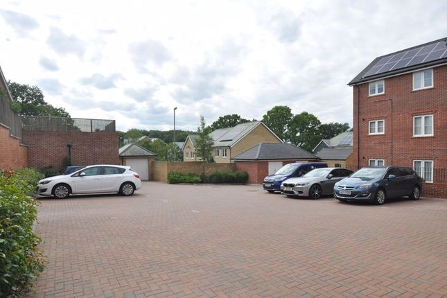 Parking of Henry Court, Allamand Close, Church Crookham GU52