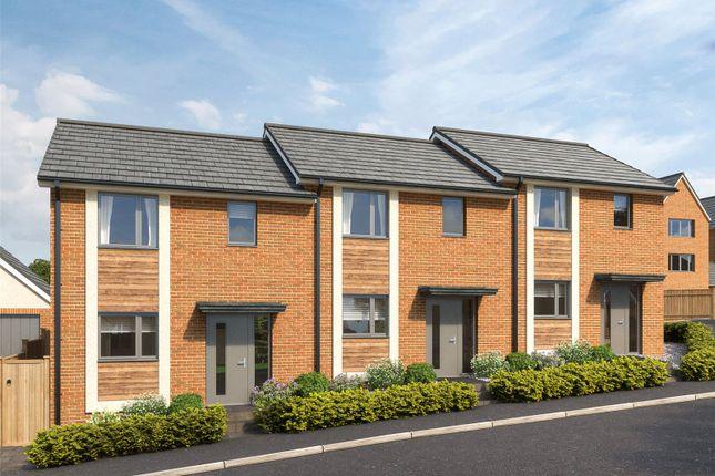 2 bed end terrace house for sale in Dol Werdd, Plasdwr, Llantrisant Road, Cardiff CF5