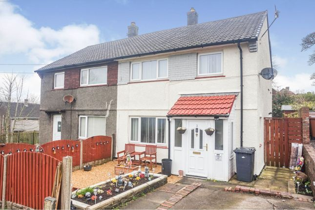 3 bed semi-detached house for sale in Rutland Avenue, Whitehaven CA28