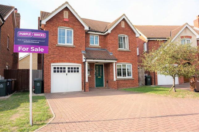 Thumbnail Detached house for sale in The Green, Dartford