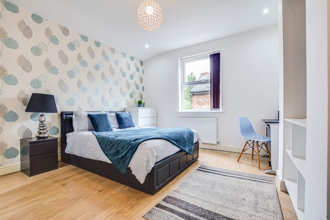 Thumbnail Shared accommodation to rent in Beaconsfield, Manchester