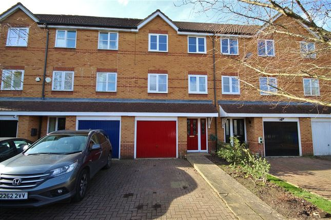Thumbnail Terraced house to rent in Aspen Grove, Aldershot, Hampshire