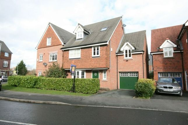 Thumbnail Detached house to rent in Chaise Meadow, Lymm