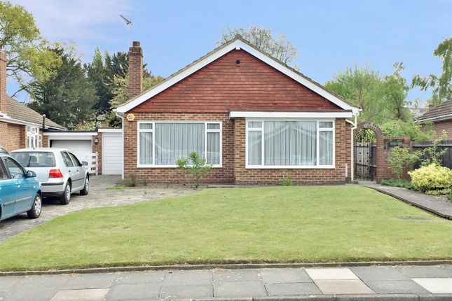 Thumbnail Detached bungalow for sale in Highwood Drive, Orpington