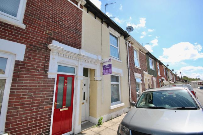 Thumbnail Terraced house to rent in Station Road, Portsmouth