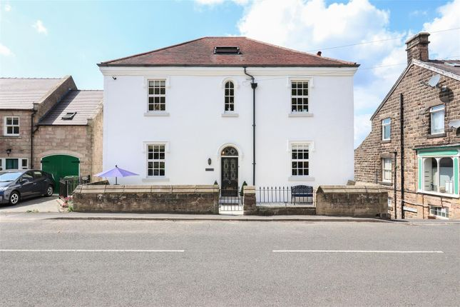 5 bed detached house for sale in Nightingale House, Church Street, Holloway, Matlock DE4