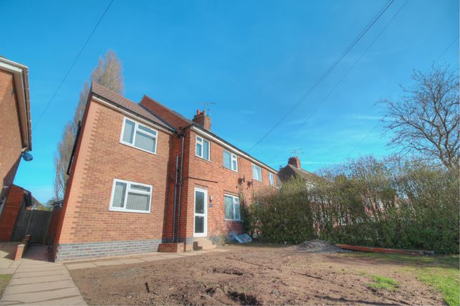 Thumbnail Semi-detached house for sale in Charter Avenue, Coventry