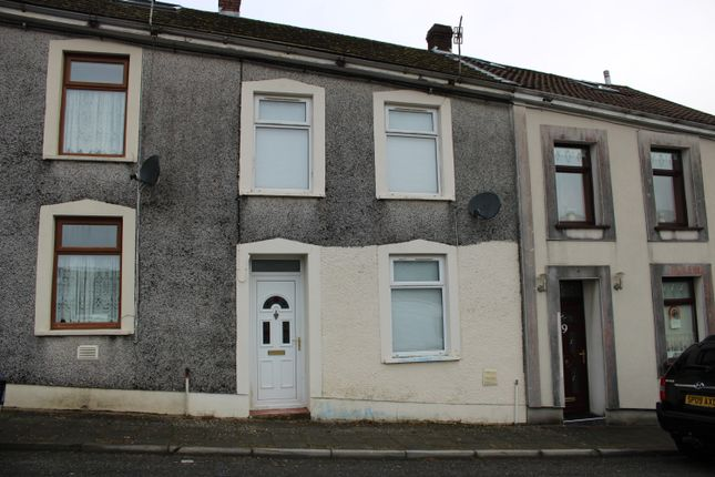 Thumbnail Terraced house to rent in Pentre Road, Maerdy