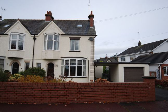 Thumbnail Semi-detached house for sale in Croslands Park, Barrow In Furness