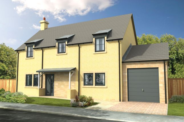 Thumbnail Detached house for sale in Coatburn Green, Melrose