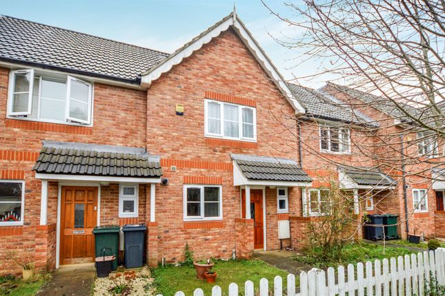 Thumbnail Terraced house for sale in Silver Hill Road, Willesborough, Ashford