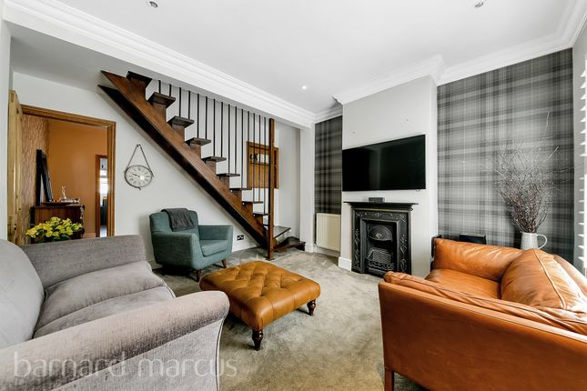 Thumbnail Terraced house for sale in Melbourne Road, Wallington
