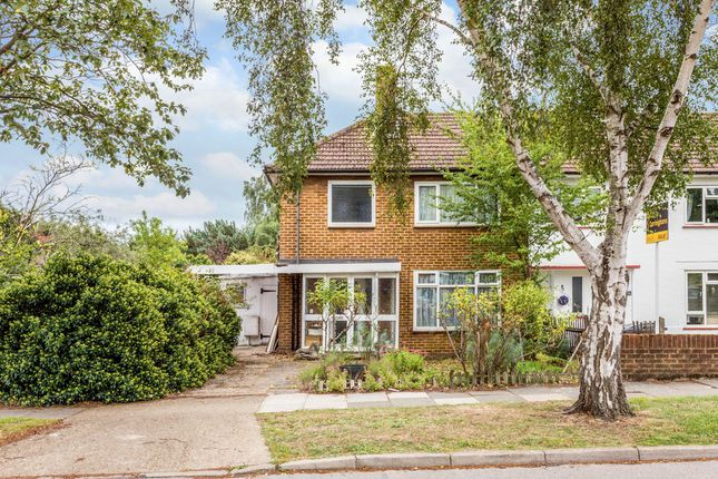 Thumbnail End terrace house for sale in Keswick Avenue, London