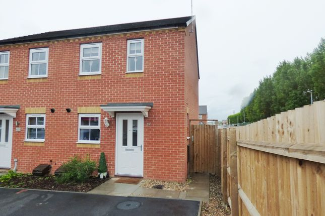 Thumbnail Semi-detached house for sale in Whitmore Manor Close, Whitmore Park, Coventry