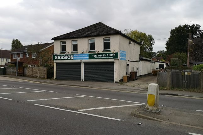 Thumbnail Retail premises for sale in Guildford Road, Normandy, Guildford
