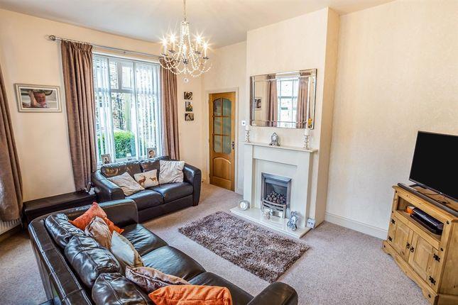 Thumbnail End terrace house for sale in Union Street, Slaithwaite, Huddersfield
