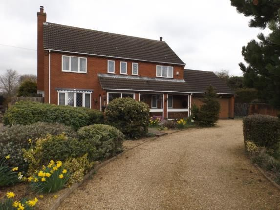 Thumbnail Detached house for sale in Wicklewood, Wymondham, Norfolk