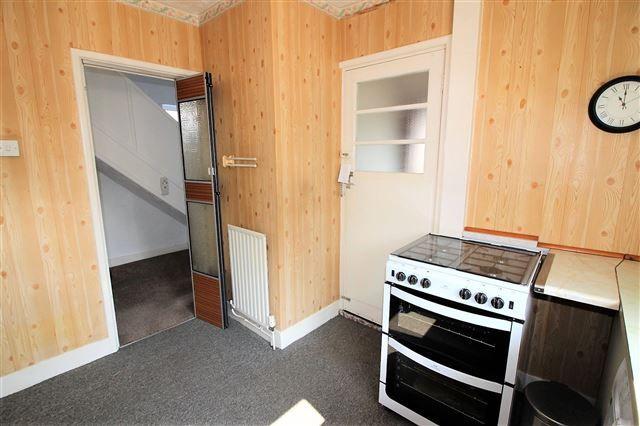 Kitchen of Lister Crescent, Basegreen, Sheffield S12