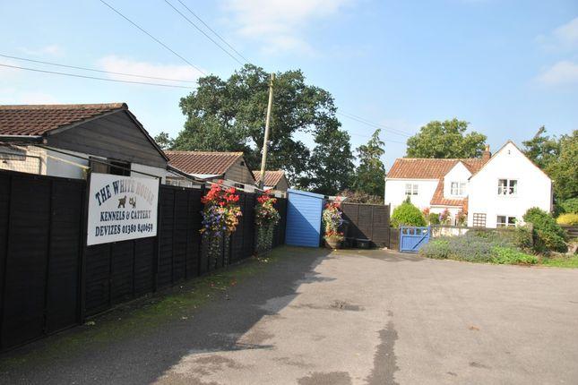 Thumbnail Detached house for sale in Conock, Devizes