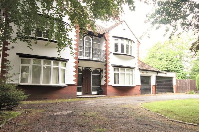 Thumbnail Detached house to rent in Allerton Road, Calderstones, Liverpool