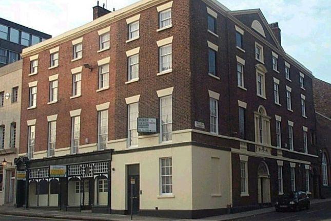 External of Queen Avenue, Dale Street, Liverpool L2